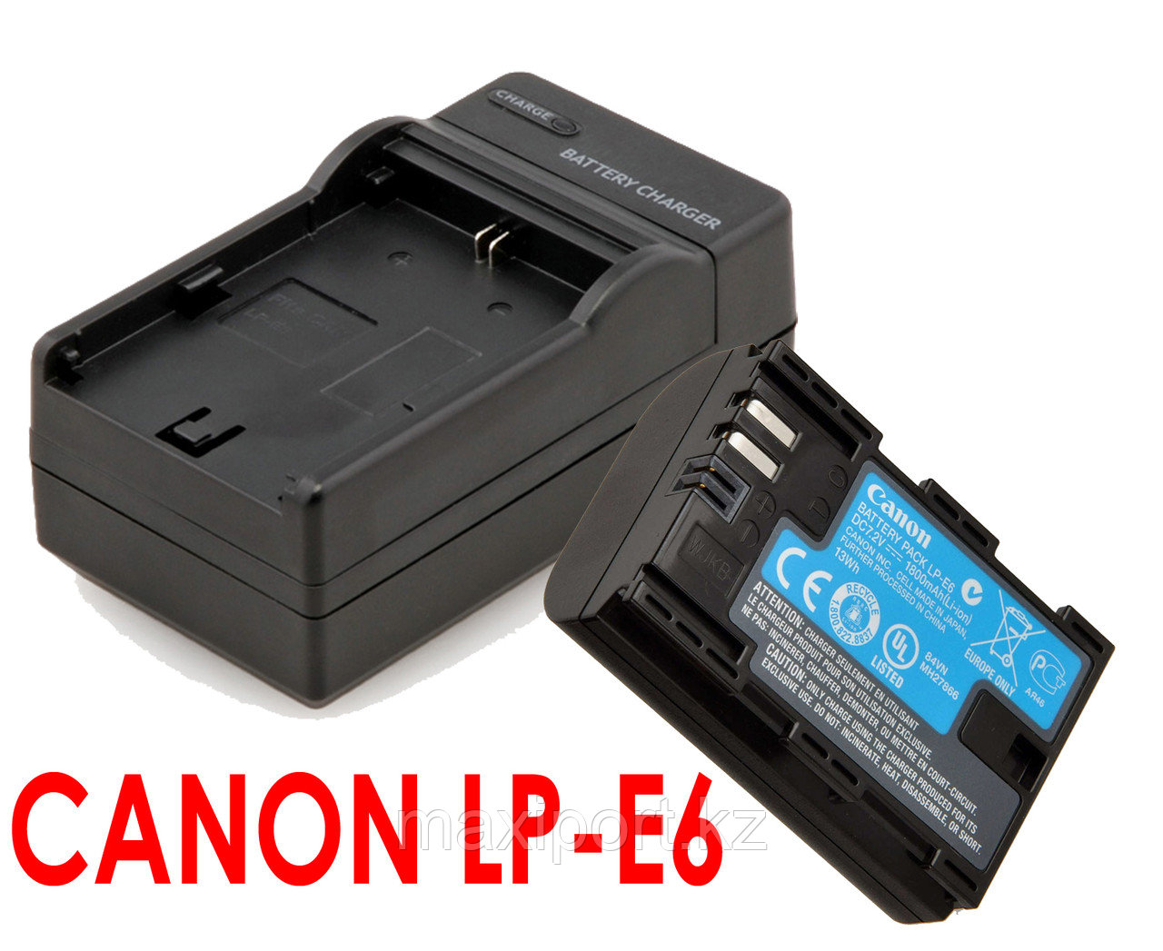 Зарядка canon lp-e6 LP-E6