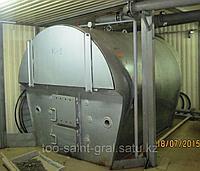 КТГ-1400(ТАН) Котёл на твёрдом топливе, водогрейный горизонтальный стальной