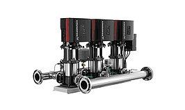 Установка повышения давления Grundfos HYDRO MPC-E