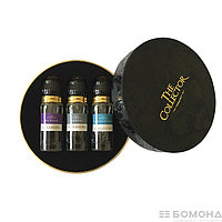 Alexandre.J The Collector Iris Violet+Argentic+MandarineSultane 3x8ml