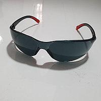 Очки защитные темные Стандарт:CE EN166F/ANSI Z87.1/, фото 1