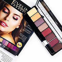 Палитра теней SUNRISE EYESHADOW PALETTE MULTI-FINISH