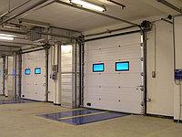 Ворота в гараж, фото 1