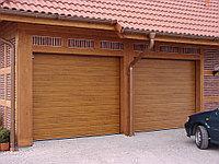 Ворота в гараж Алматы, фото 1
