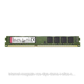 Модуль памяти Kingston KVR16N11/8 CL11 DDR3 8 GB DIMM  16 chip