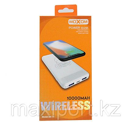 Moxom mi-14 Wireless Power Bank, фото 2