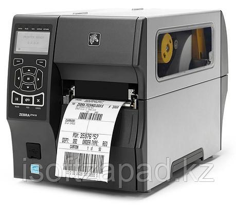 Термотрансферный принтер этикеток Zebra ZT410 (ZT41042-T0E0000Z), фото 2