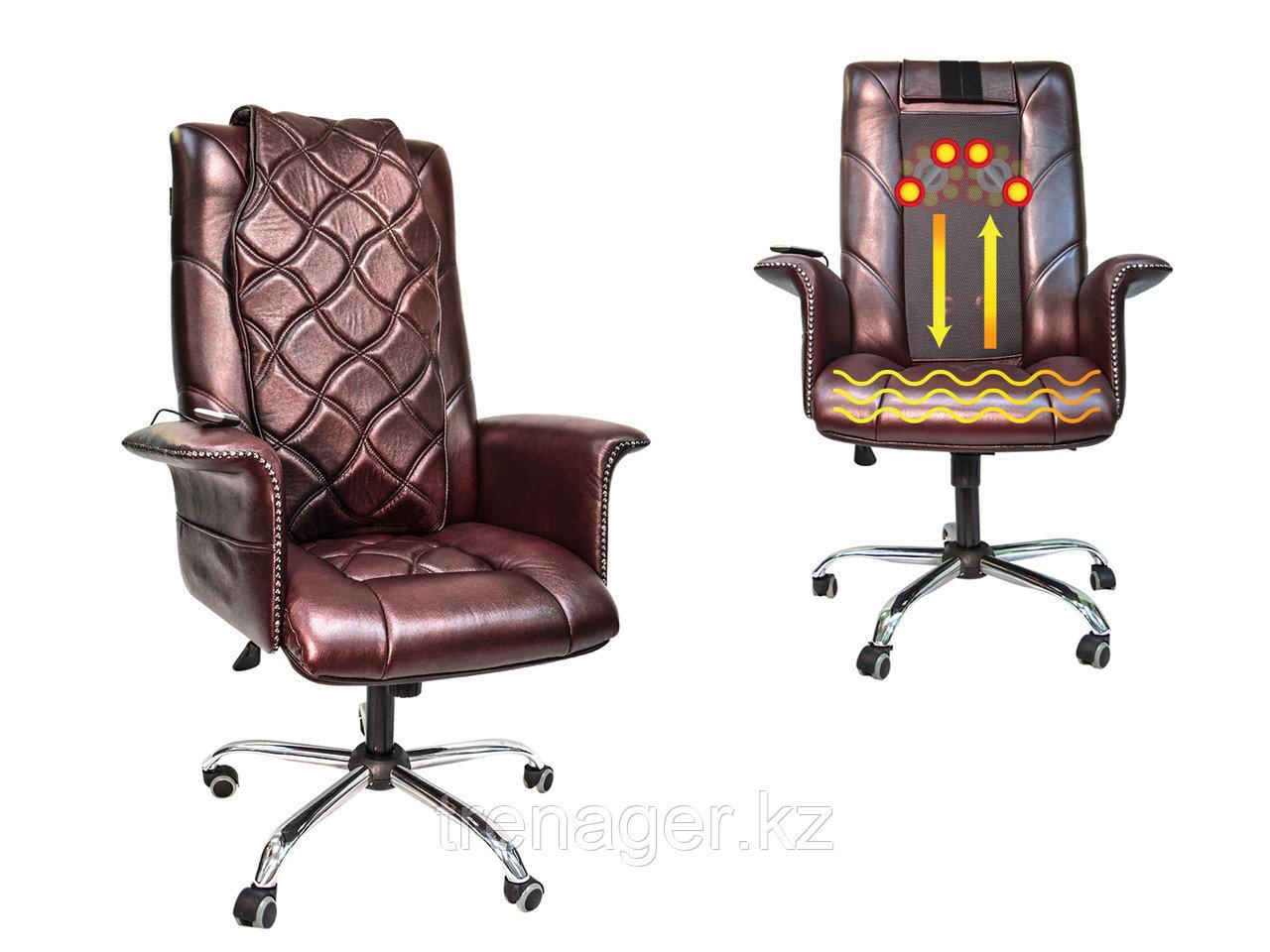 Офисное массажное кресло EGO PRIME V2 EG1003 модификации PRESIDENT XXL