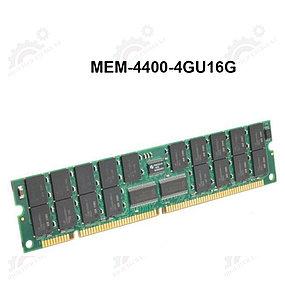 4G to 16G DRAM Upgrade (8G+8G) for Cisco ISR 4400