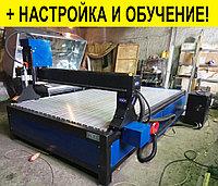 Фрезерный станок широкоформатный с ЧПУ 2000*3000*200мм (мультикам тип), фото 1