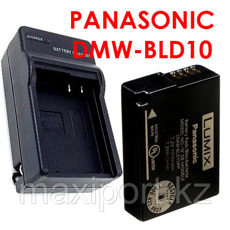 Зарядка panasonic lumix bld10 DMW-BLD10