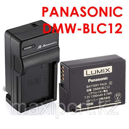 Зарядка panasonic lumix blc12 DMW-BLC12