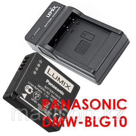Зарядка panasonic lumix blg10 DMW-BLG10