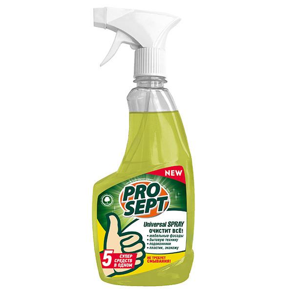 Универсальное моющее и чистящее средство Universal Spray(Унивёрсал Спрей) Готовый раствор 0,5 л