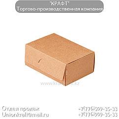Короб для суши, быстросборный 500 мл 120*85*50 DoEco (50/600)