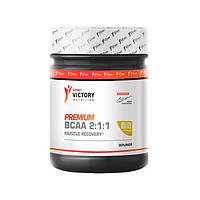 Аминокислоты Sport Victory Nutrition - Premium BCAA 2:1:1, 408 г