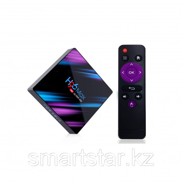 H96 Max RK3318 android smart tv box 2/16,4/32