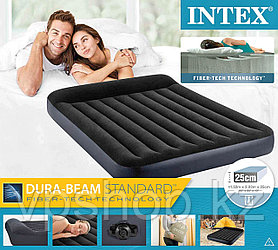 Надувной матрас Intex 64143 Dura Beam, доставка