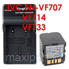 Зарядка jvc bn-vf707 BN-VF714U BN-VF733U