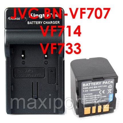 Зарядка jvc bn-vf707 BN-VF714U BN-VF733U, фото 2