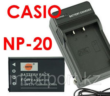 Зарядка casio np-20 NP-20, фото 2
