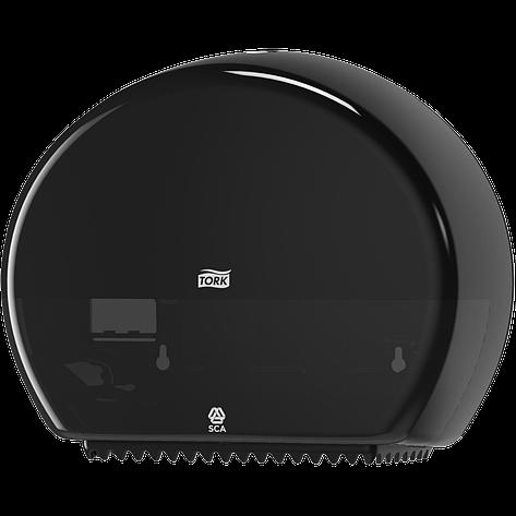 Tork диспенсер для туалетной бумаги в мини-рулонах 555008, фото 2