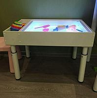 Песочный световой стол 70*50 см