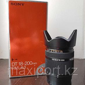 Sony 18-200 Sal18200 объектив, фото 2