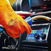 Классификация  сварочных перчаток  MOST  Rywal RHC