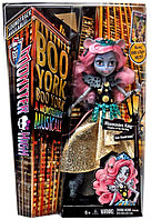 Кукла Монстер Хай Мауседес Кинг, Monster High Boo York - Mouscedes King