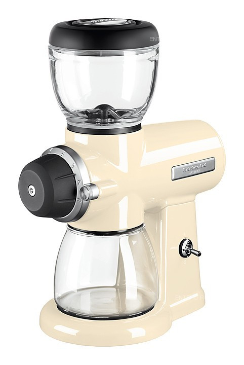 Кофемолка KitchenAid 5KCG0702EAC кремовая