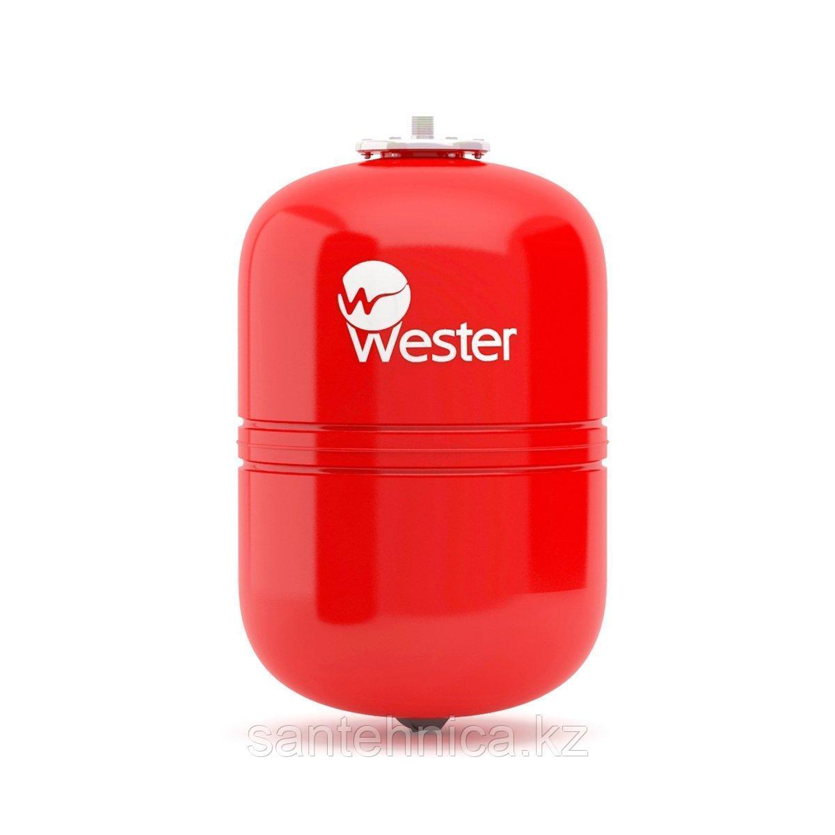 Расширительный бак Wester (TEPLOX) 18 л. вертикальный