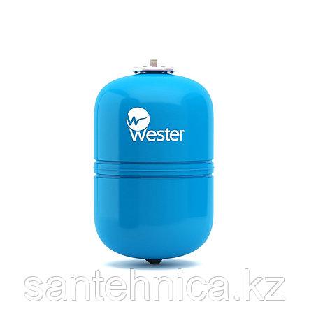 Гидроаккумулятор Wester 18 л. вертикальный, фото 2