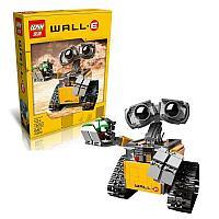 Конструктор Lepin16003 Ideas ВАЛЛ-И  (Аналог LEGO Ideas Wall-E 21303 ) количество деталей: 687 шт., фото 1