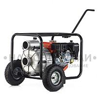 Бензиновая мотопомпа для средне-загрязненных вод Meran MPG301ST
