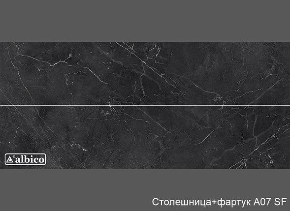 Комплект Панель + Столешница A 007 универсал (без рисунка), фото 2
