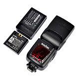 Фото Вспышка накамерная Godox V860II TTL HSS Canon, с аккумулятором, фото 3