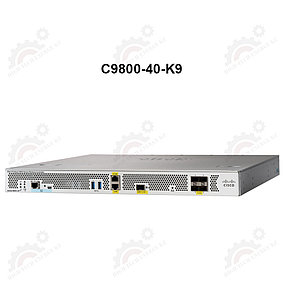 Cisco Catalyst 9800-40 Wireless Controller