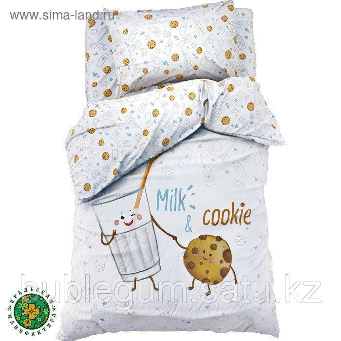 """Постельное бельё """"Этель"""" Milk&Cookie"""