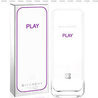 """Givenchy Play For Her туалетная вода объем 75 мл"""""""