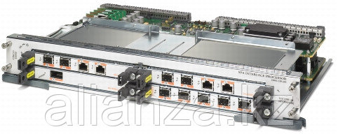 Cisco 10000 Series SPA Interface Processor-600 10G