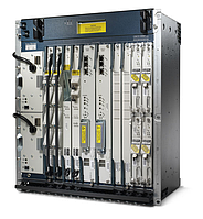 Cisco 10000 eight slot chassis, 1 PRE4, 1 DC PEM