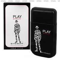 """Givenchy Play in the City for Him туалетная вода объем 100 мл"""" (ОРИГИНАЛ)"""