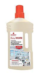 DUTY WHITE - Удалитель строительной пыли для уборки после строительных и отделочных работ. 1 л