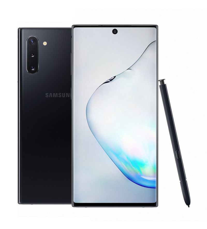 Samsung Galaxy Note 10 Plus Dual 12/256GB Black, фото 1