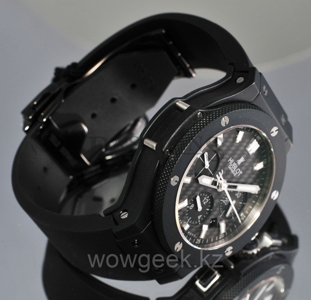 "Мужские часы Hublot  ""Big-Bang Evolution Black Magic"""