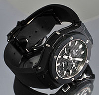 "Мужские часы Hublot  ""Big-Bang Evolution Black Magic"" , фото 1"