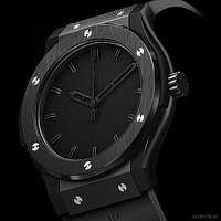 Мужские часы Hublot Big Bang Classic All Black, фото 1
