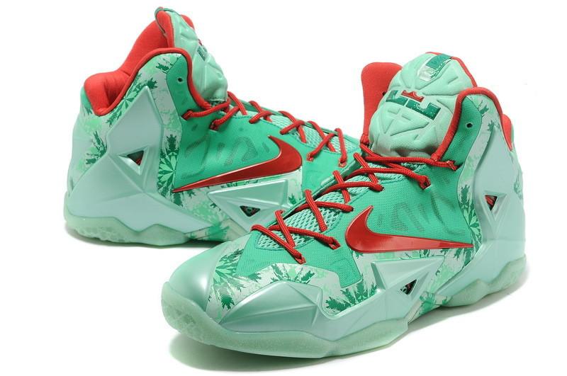 Баскетбольные кроссовки Nike LeBron 11 (XI) Elite Series
