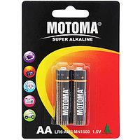Батарейки Мотома LR-LR6-2B